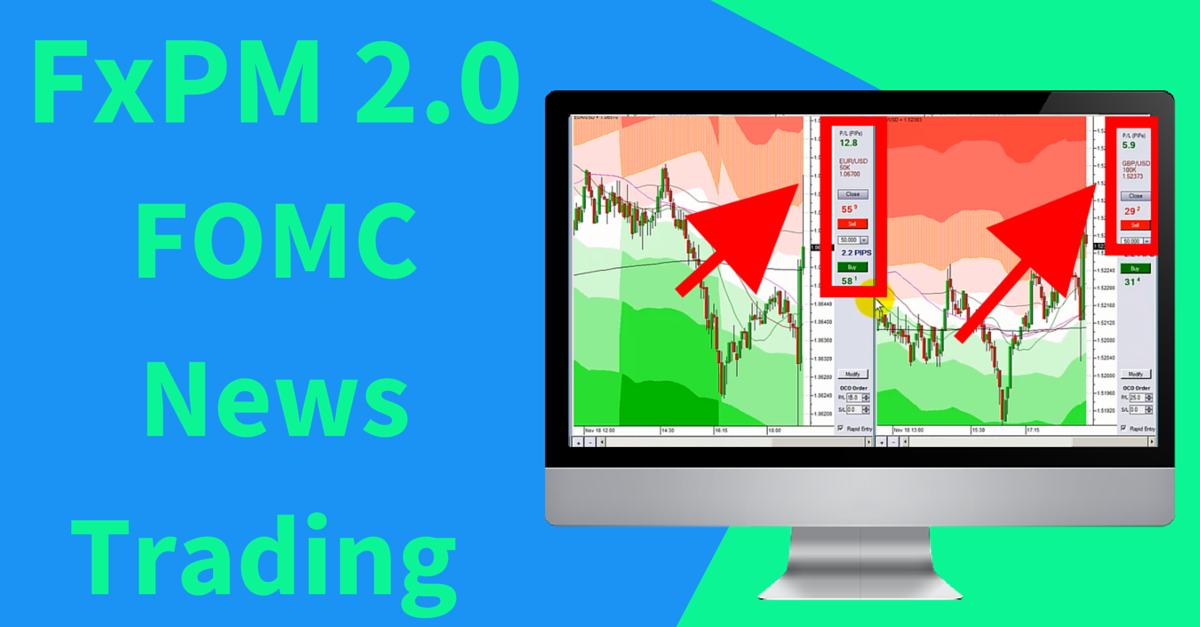 Simple news trading strategy